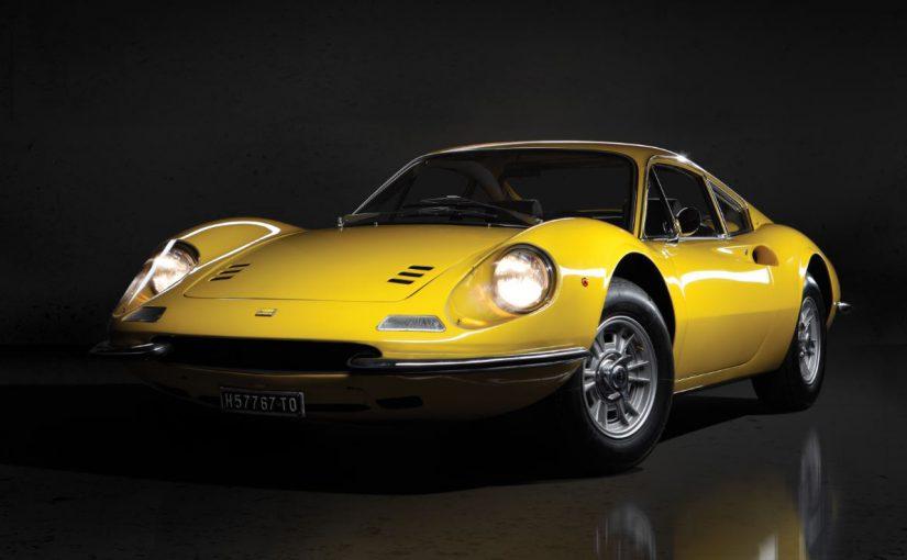 Oldtimer – Dino 246 GT (1969-74)