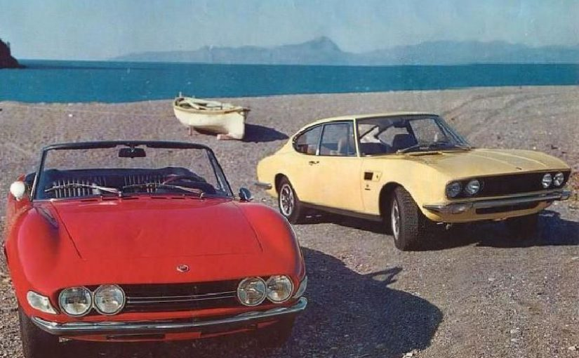 Oldtimer – Fiat Coupé Dino (1969-73)