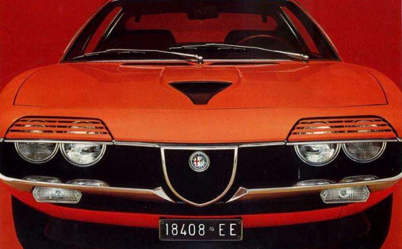 Oldtimer – Alfa Romeo Montréal (1970-76)