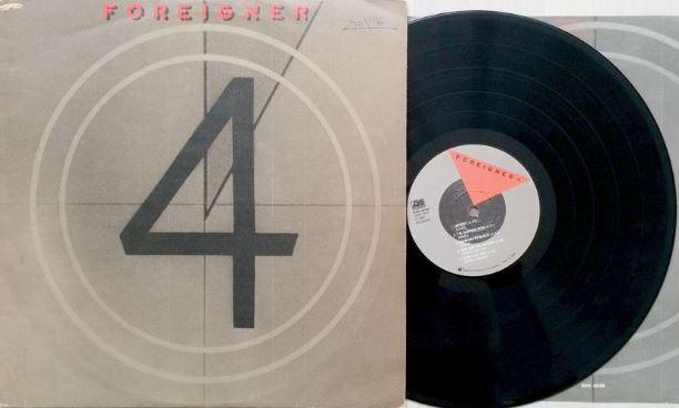 Album – Foreigner – 4 (1981)