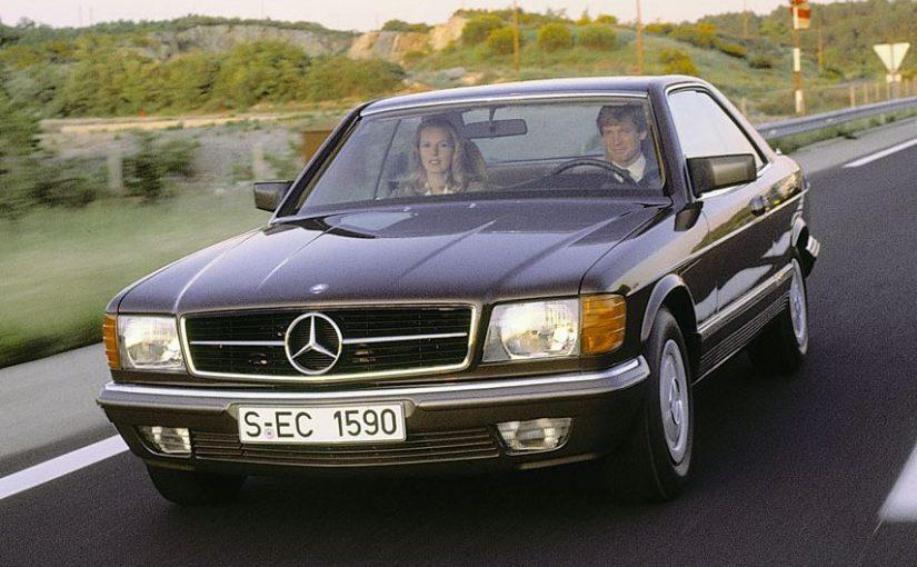 Youngtimer – Mercedes 500 SEC (1982-1985)