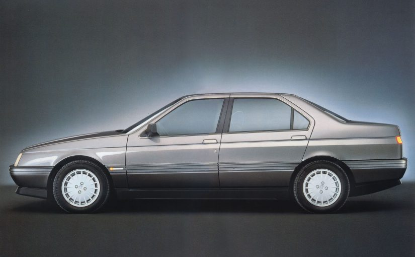 Youngtimer – Alfa Romeo 164 (1988-97)