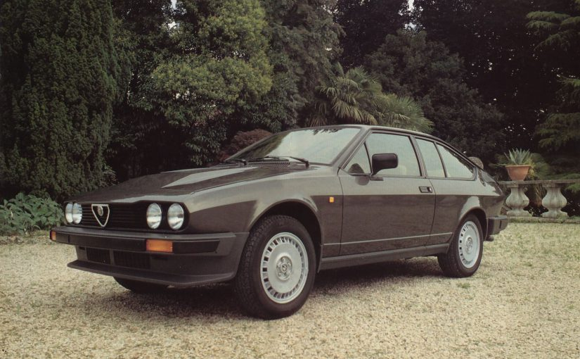 Youngtimer – Alfa Romeo GTV6 (1979-85)