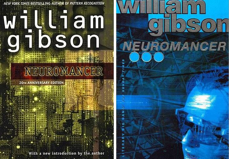 Livre SF – William Gibson – Neuromancien (Hugo du meilleur roman 1985)