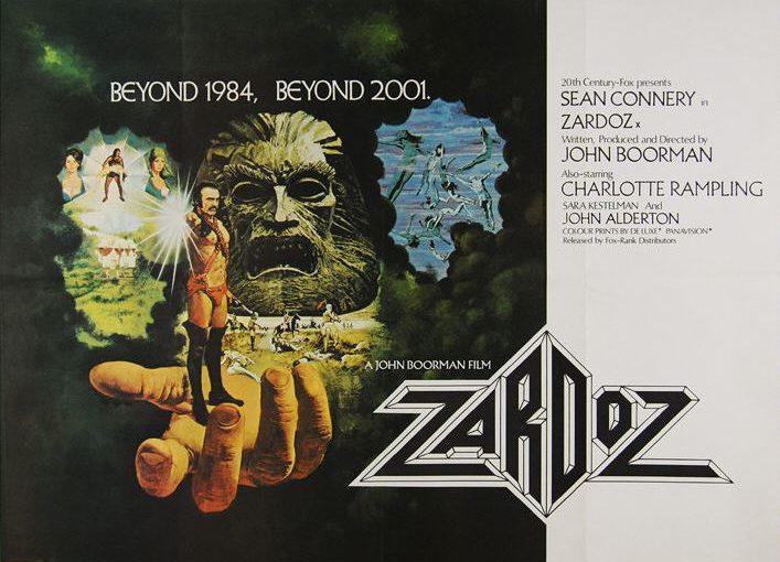 Film – Zardoz (1974)