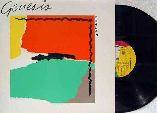 Album – Genesis – Abacab (1981)