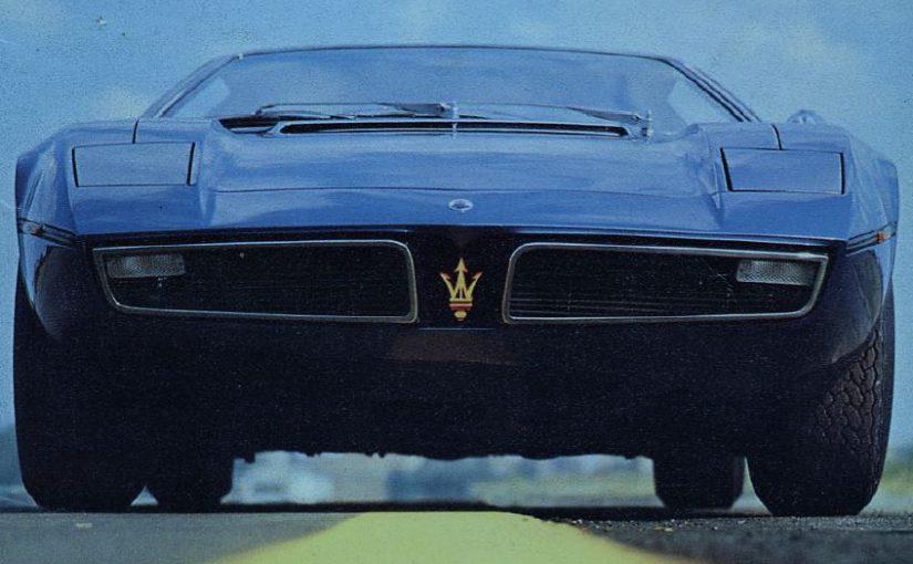 Oldtimer – Maserati Bora (1971-78)