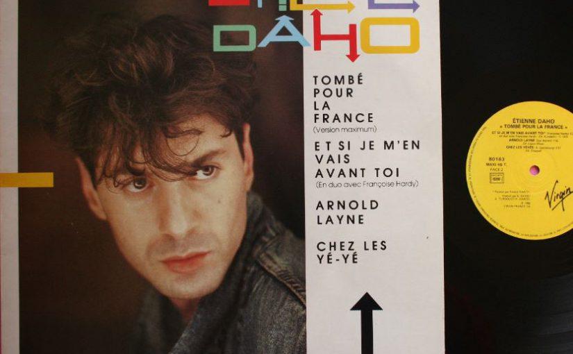 Album – Etienne Daho – Tombé pour la France (1985)