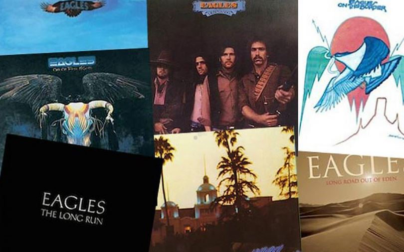 Album – Eagles – On The Border (1974)