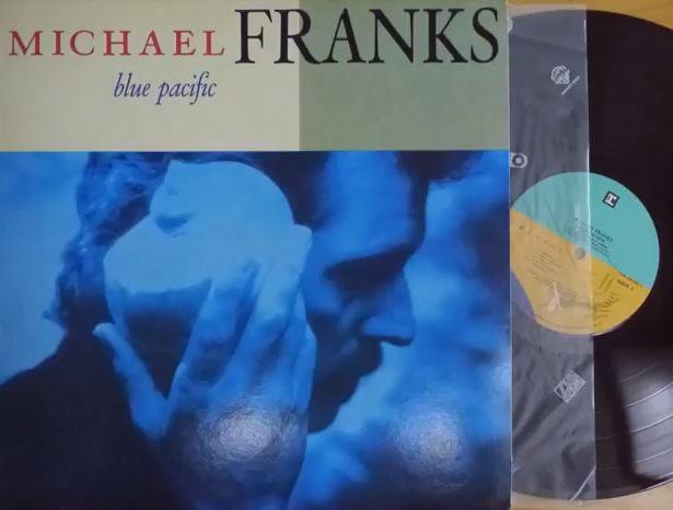 Album – Michael Franks – Blue Pacific (1990)