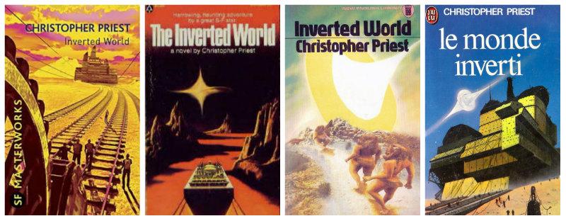 Livre SF – Christopher Priest – Le Monde Inverti (1974)