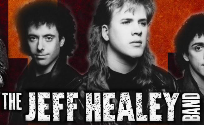 Album – The Jeff Healey Band – Hell To Pay (1990)
