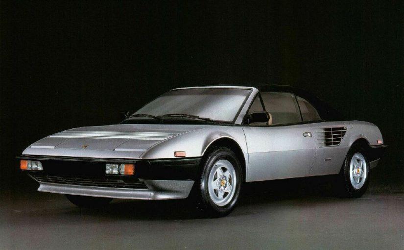Youngtimer – Ferrari Mondial (1980-93)