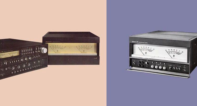 Hifi Vintage – Amplificateur Technics SE-A1/SU-A2 (1977-79)