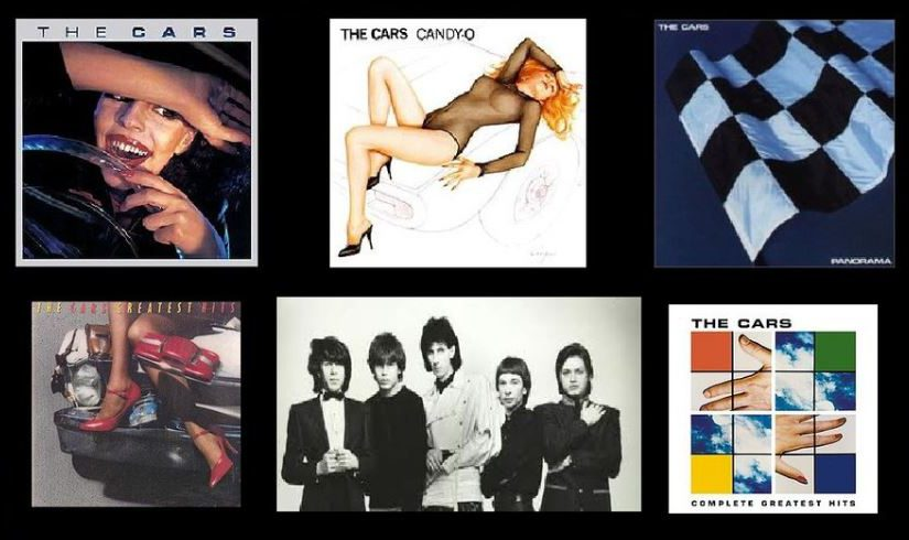 Album – The Cars – Greatest Hits (1985)