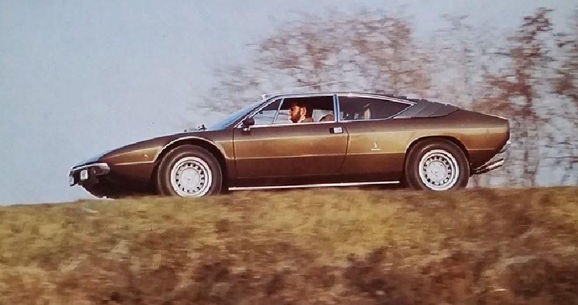 Youngtimer – Lamborghini P300 Uracco (1974-80)