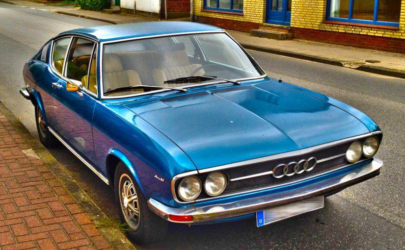 Oldtimer - Audi 100 Coupé S (1970-76) - Echoretro