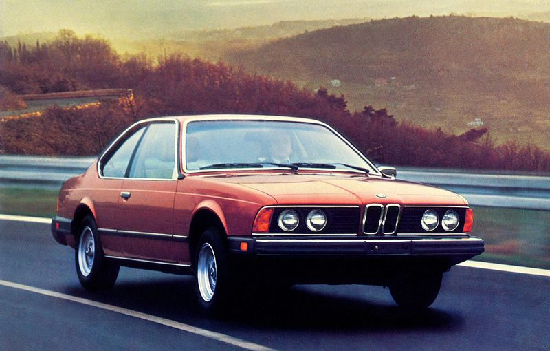 Youngtimer – BMW 635 CSI (1978-85)