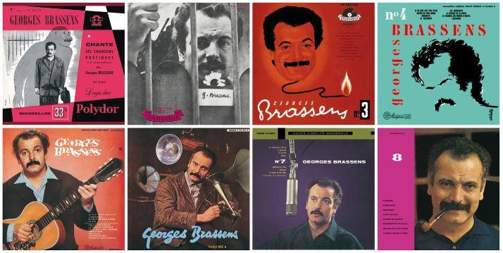 Disque – Georges Brassens – Fernande (1972)
