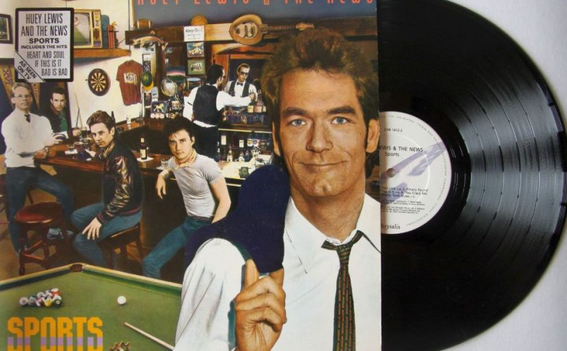 Album – Huey Lewis – Sports (1983)