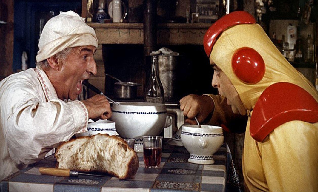 Livre & Film - La soupe aux choux (1981) - Echoretro