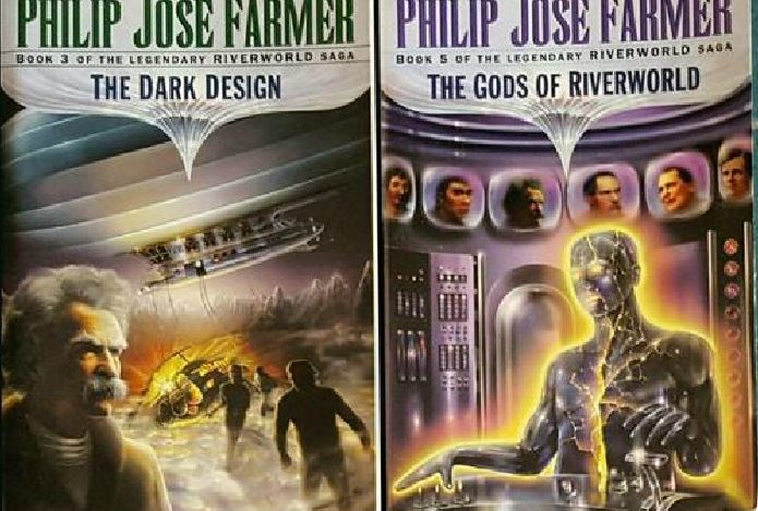 Livre SF – Philip José Farmer – Les Dieux du Fleuve (1983)