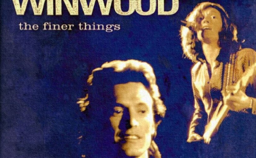 Album – Steve Winwood – The Finer Things (1995)