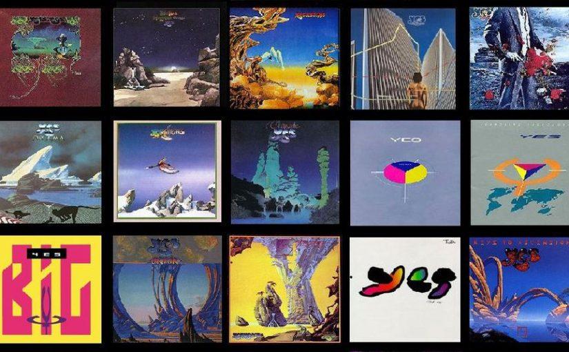 Album – Yes – 90125 (1983)