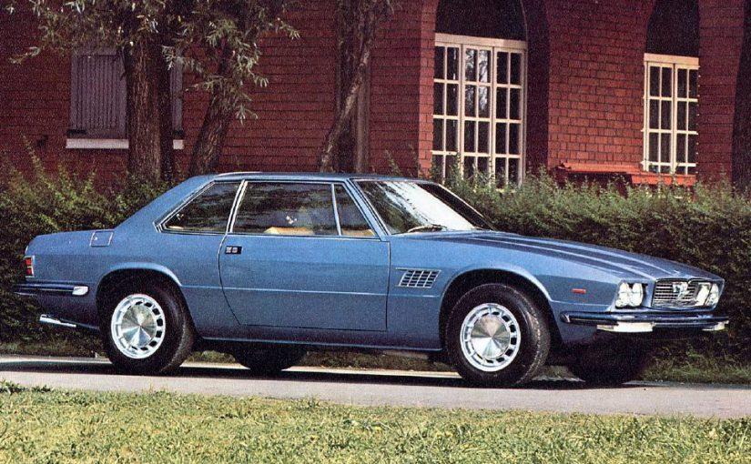 Youngtimer – Maserati Kyalami (1976-1983)