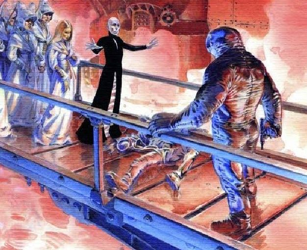 Livre SF – Pierre Bordage – Le cycle Abzalon (1998)