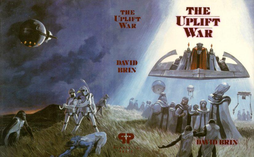 Livre SF – David Brain – Elévation  (Prix Hugo 1988)