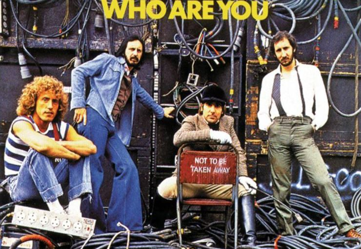 Album – The Who – Who Are You? (1978)