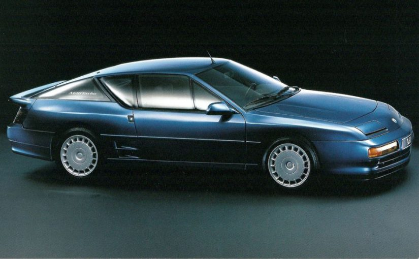 Youngtimer – Alpine A610 (1991-1995)