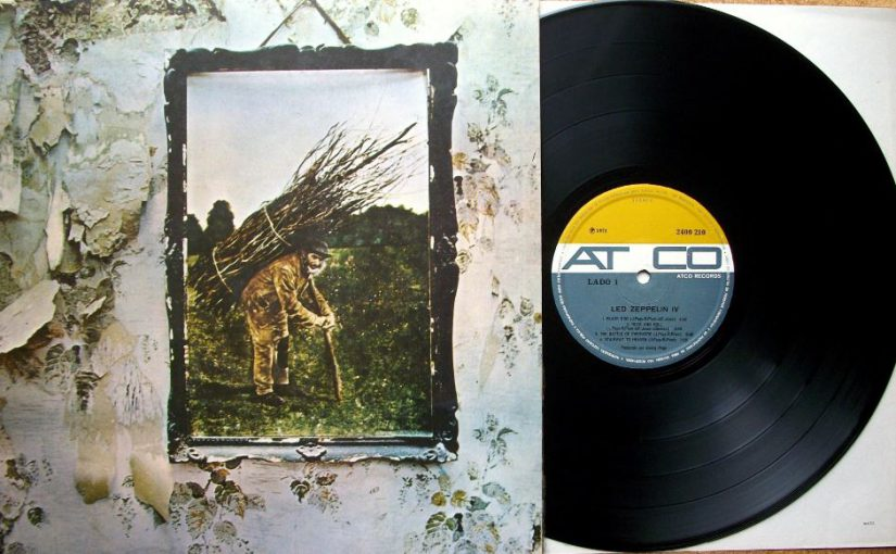 Album – Led Zeppelin – IV (1971)