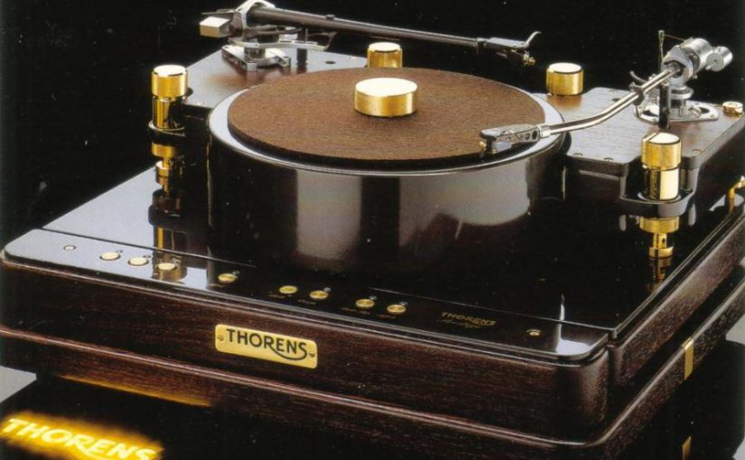 Hifi Vintage – Thorens 126 MkIII (1977-1984) & Thorens Prestige (1984)