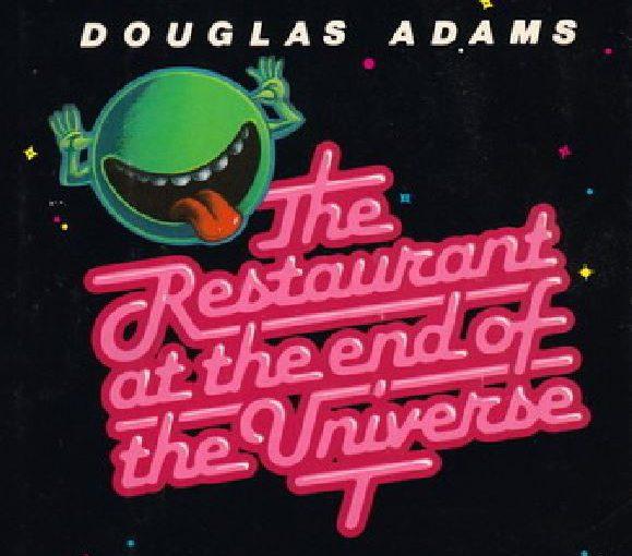 Livre SF – Douglas Adams – Le dernier restaurant avant la fin du monde (1980)