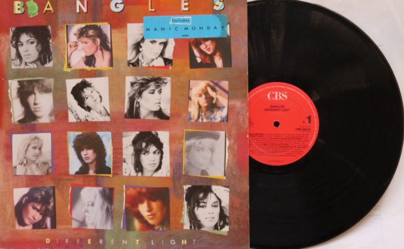 Album – The Bangles – Different Light (1986)