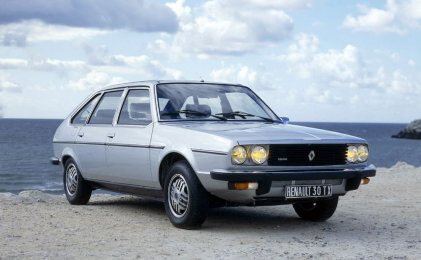 Youngtimer – Renault 20 & 30 (1975-83)