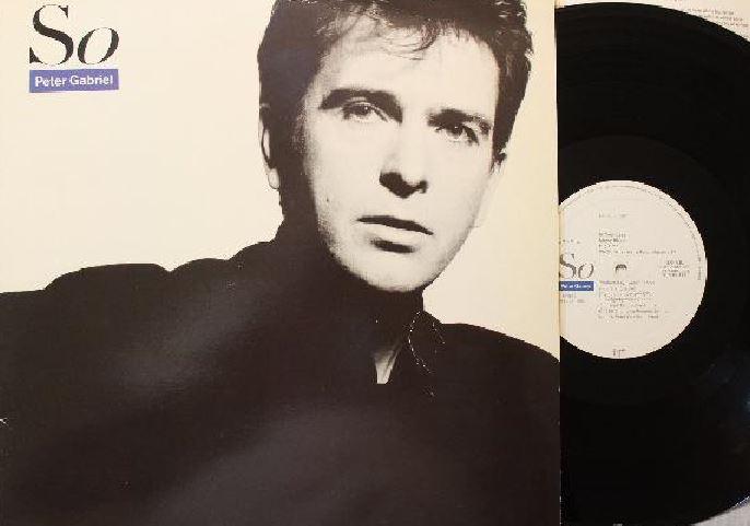 Album – Peter Gabriel – So (1986)