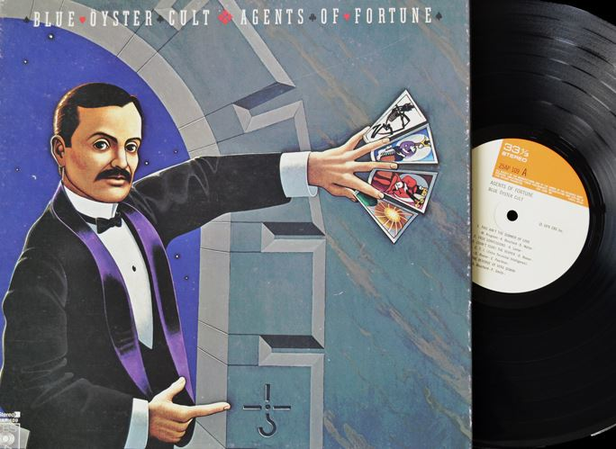 Album – Blue Oyster Cult – Agents Of Fortune (1976)