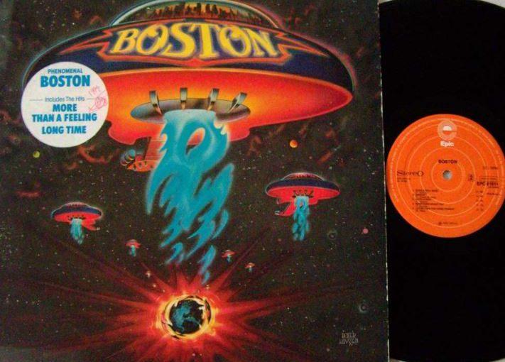 Album – Boston – Boston (1976)
