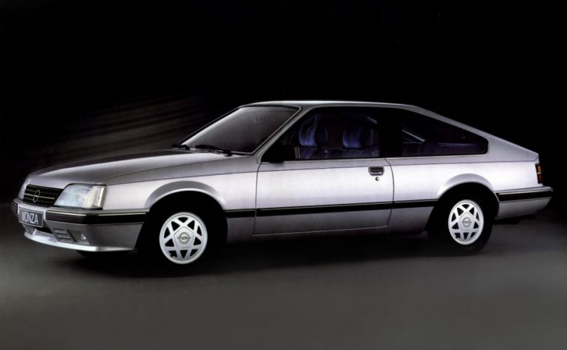 Youngtimer – Opel Monza (1978-86)
