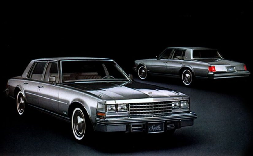 Youngtimer – Cadillac Seville (1976-2004)