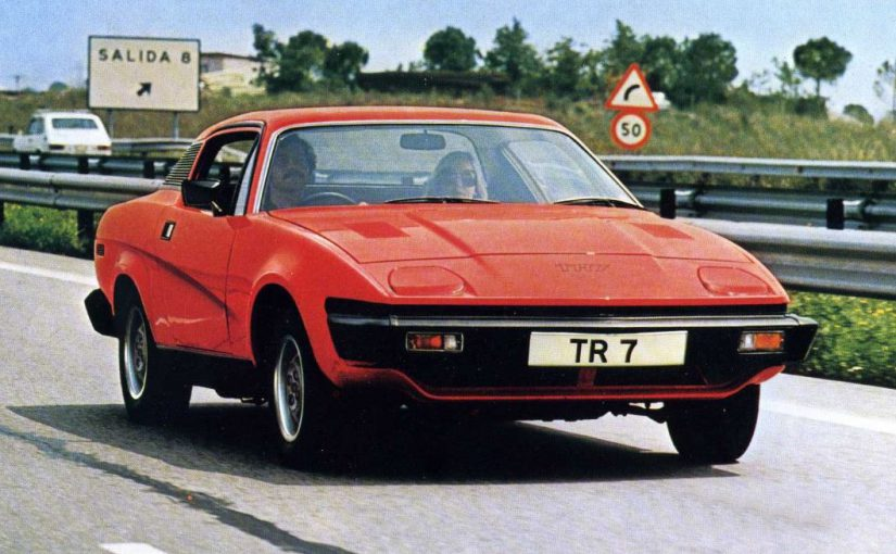 Youngtimer  – Triumph TR7 & TR8 (1975-81)