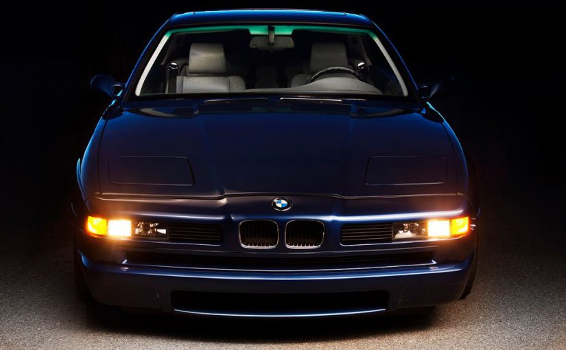 Youngtimer – BMW 850 (1989-99)