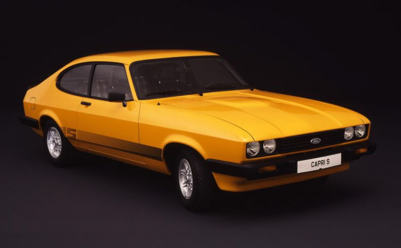 Youngtimer – Ford Capri (1969-86)