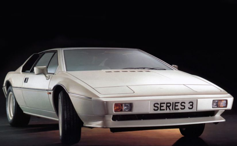 Youngtimer – Lotus Esprit (1975-2003)