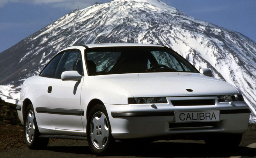 Youngtimer – Opel Calibra (1990-97)