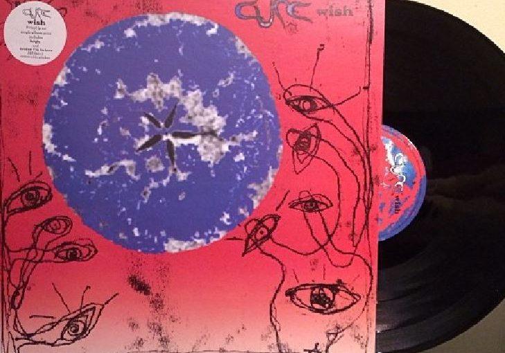 Album – The Cure – Wish (1992)