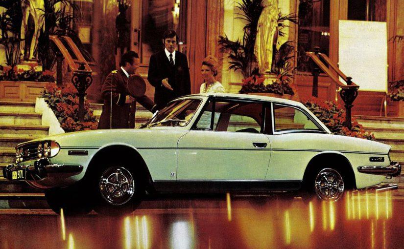 Oldtimer – Triumph Stag (1970-77)